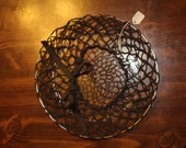 Hand Crocheted Charcoal-G...