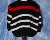 Stripped Sweater to fit C...