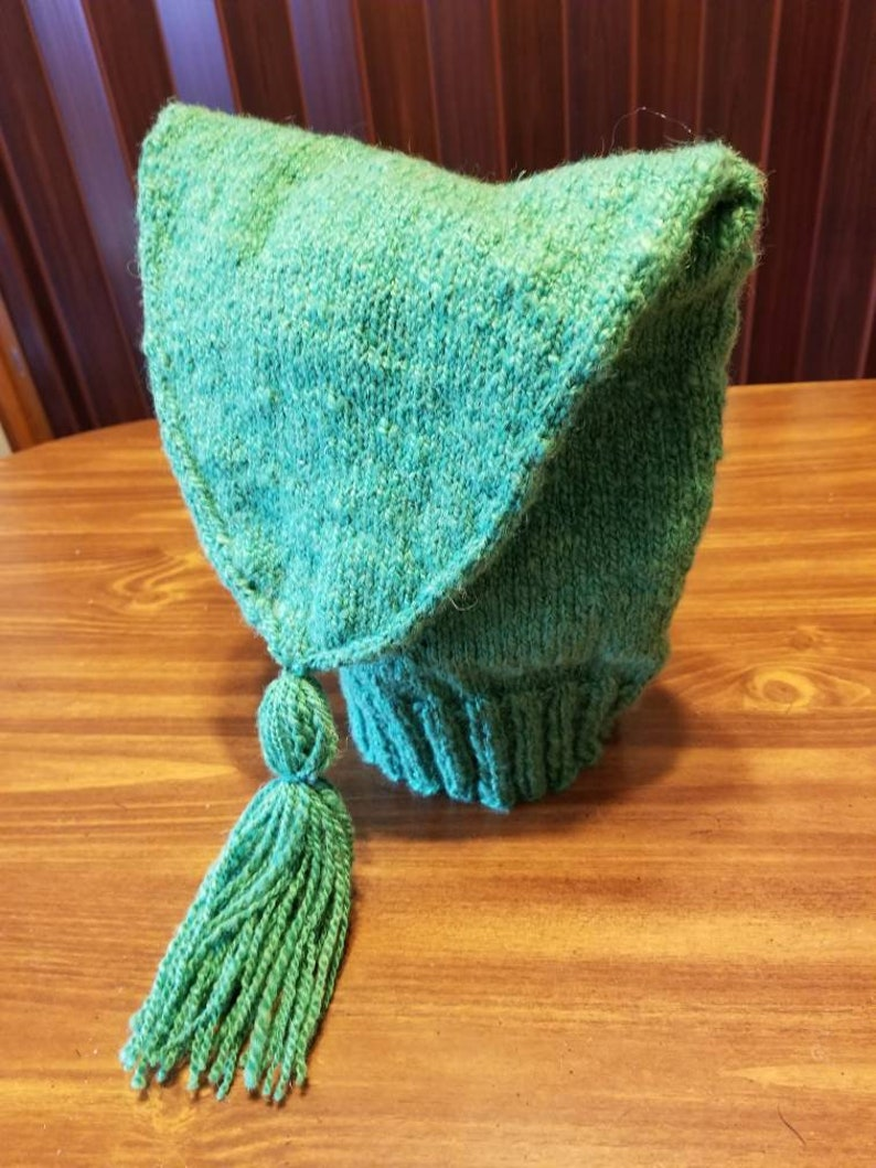 Men's Voyageur Wool Hat  kelly green image 0
