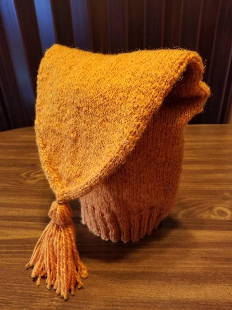 Men's Voyageur Wool Hat  Pumpkin Orange image 0