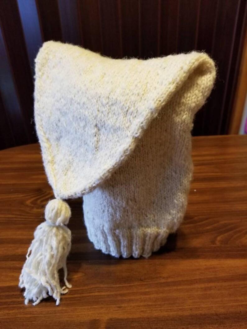 Men's Voyageur Wool Hat  natural white image 0