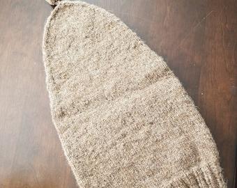 Men's Voyageur Wool Hat - natural lt. brown/gray