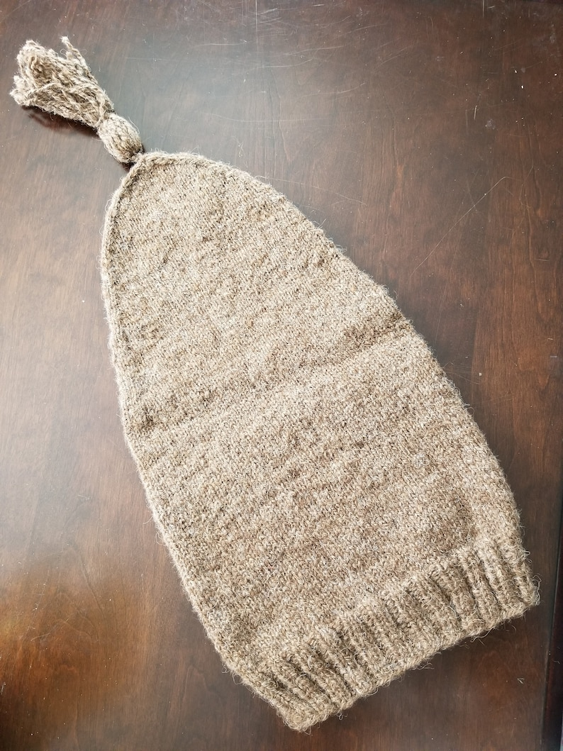 Men's Voyageur Wool Hat  natural brown image 0