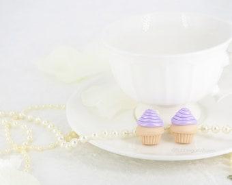 Cupcake Pin Brooch