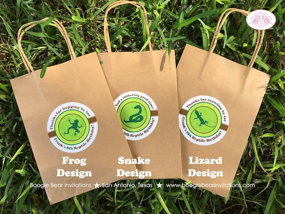 Reptile Snake Birthday Party Banner Happy Gecko Frog Rain Jungle Boy 1st 2nd 3rd 4th 5th 6th 7th 8th 9th Boogie Bear Invitations Frank Theme