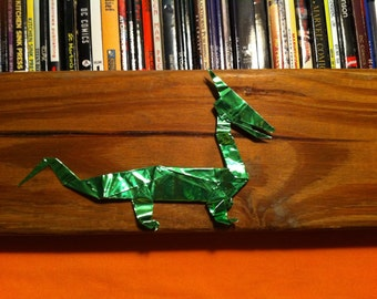 Origami Chinese Dragon