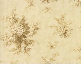 LILAC RIDGE Leafy Vine Renewal Earth Brown by Jan Patek for Moda Quilt Fabrics 12 Yard