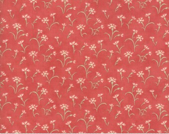 Victoria Rouge 44163 14 by 3 Sisters for Moda Fabrics - Quilt, Quilting, Crafts