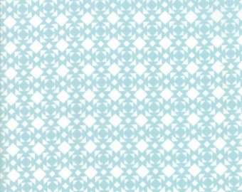 Nest Robins Egg 5064 21 by Lella Boutique for Moda Fabrics - Quilt, Quilting, Crafts
