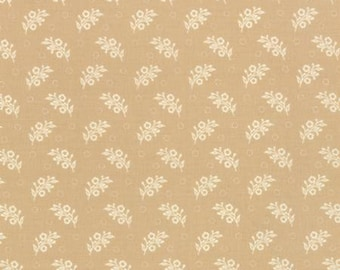 STRAWBERRY FIELDS REVISITED Sand 20268 17 by Fig Tree for Moda Fabrics - Quilting Fabric