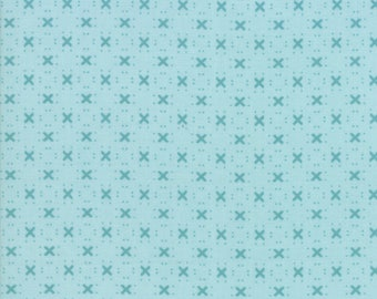 Nest Robins Egg 5065 15 by Lella Boutique for Moda Fabrics - Quilt, Quilting, Crafts
