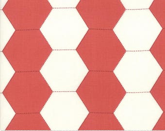 Victoria Rouge 44162 14 by 3 Sisters for Moda Fabrics - Quilt, Quilting, Crafts