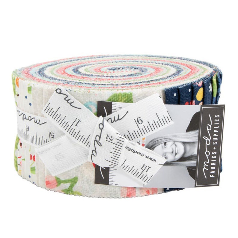 PreCuts Quilting Orchard by April Rosenthal for Moda Fabrics Jelly Roll