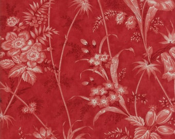 PreSale - Holly Woods Berry 44170 17 by 3 Sisters for Moda Fabrics - Quilt, Christmas