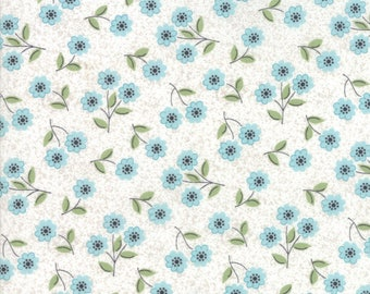 Nest Robins Egg 5062 21 by Lella Boutique for Moda Fabrics - Quilt, Quilting, Crafts
