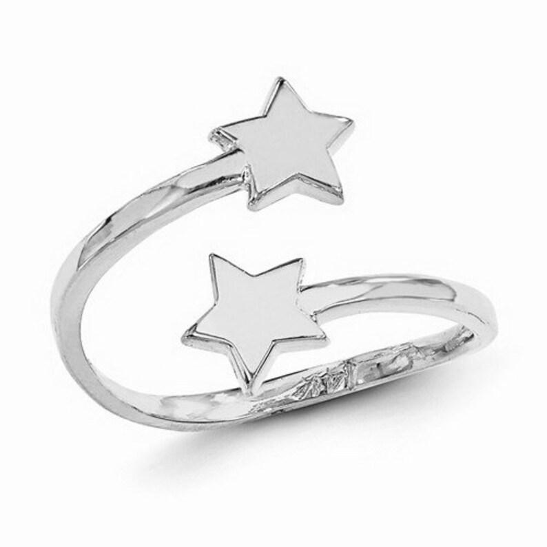 Star Toe Ring JC-1161