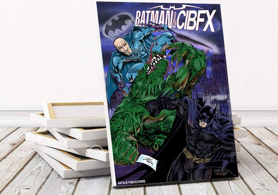 Birthday Gift Ideas For Boyfriend Superhero Comic Strip