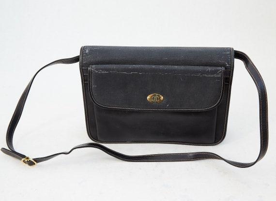 Vintage Gucci Shoulder Bag | 1970s Gucci Bag | Di… - image 2