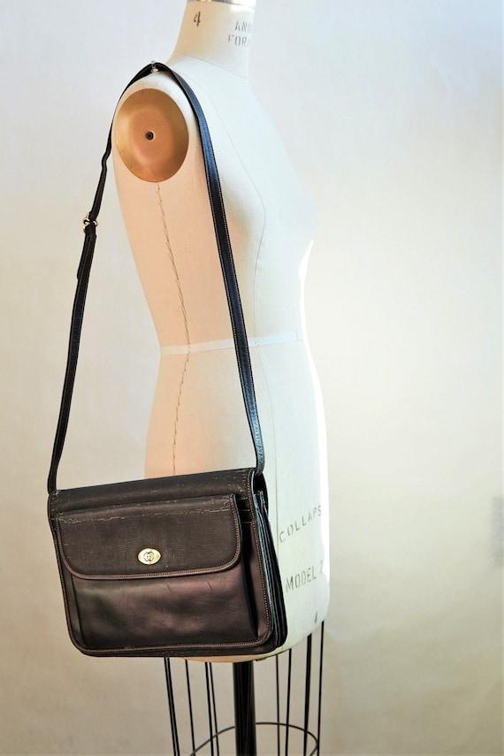 Vintage Gucci Shoulder Bag | 1970s Gucci Bag | Di… - image 1