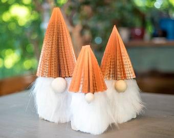 Fall Gnome-Fall Decor-Halloween Gnome-Autumn Gnome-Home Decor-Fall Table Decor-Halloween Decor