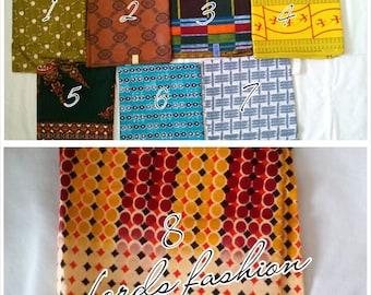 African Print, Ankara, African Print Fabric, 100% Wax Print, Holland Wax, Sold by Yard