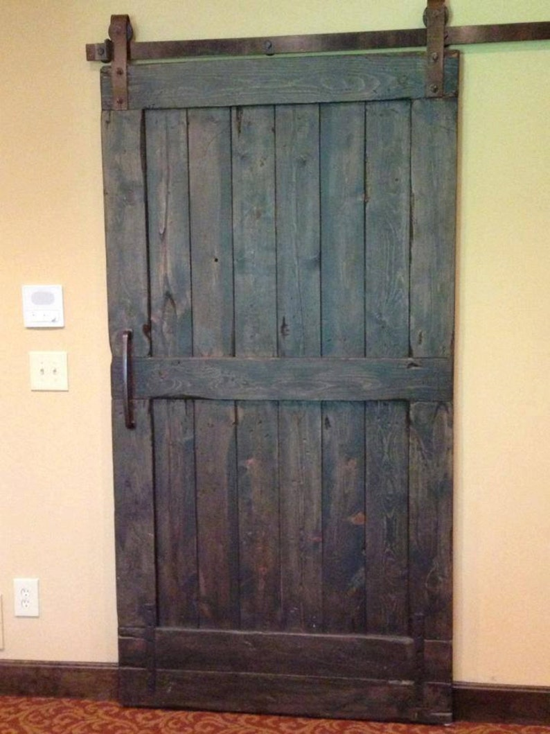 Superieur Vintage Sliding Barn Door  Custom Made To Fit Your Style