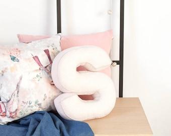 Letter Pillow S