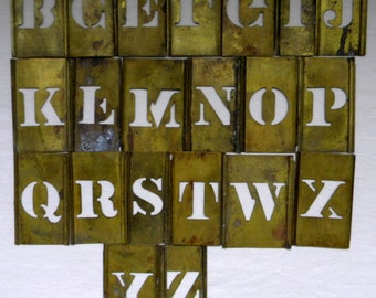 stencil Brass Holly Christmas Xmas Candle Emboss Multi
