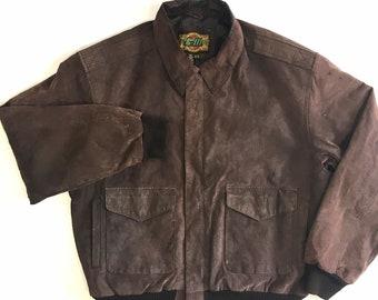 9ee2e8f4e G iii leather | Etsy