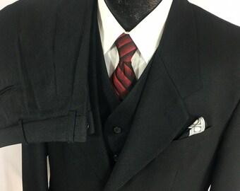 Men/'s Vogue Wedding One Button Performance Formal Dress 2pcs Suit Coat+pant SZZ