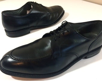 aaea3f1601b z FootJoy Classics Men BLACK Leather BLUCHER Dress Shoe SPLIT ToE Oxfords  16 D