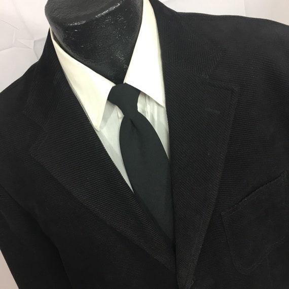 44 L Tuxedo Package Mens Black Formal Tux Prom Wedding Coat Pants Set Tux Sale