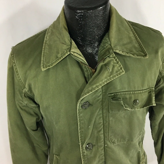 Vintage 60's ALPHA Industries Men's Vietnam War A-