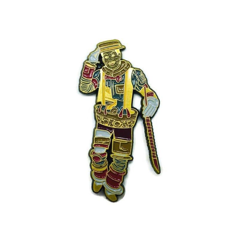 Tin Man of The Wiz - Soft Enamel Pin