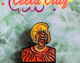 Celia Cruz - Soft Enamel Pin