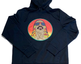 Stevie - Unisex Organic Cotton French Terry Hoodie