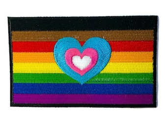Pride Embroidered Patch