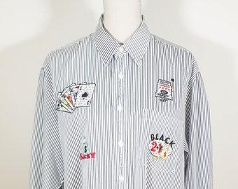 Applique blouse etsy