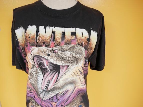 Pantera World Domination Tour 1999 T Shirt - image 3
