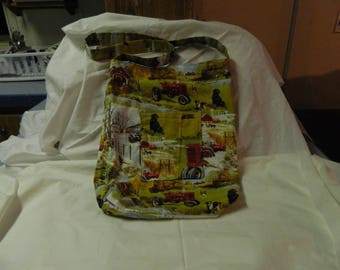 the DOT tractor bag