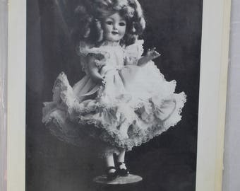 "Shirley Augustine Doll Clothing Pattern ""Shirley"" SA-35 16""H"