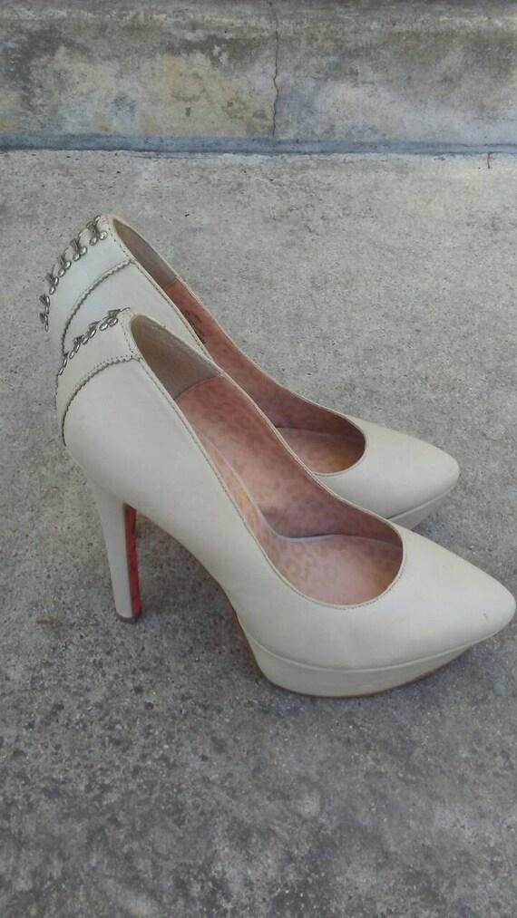 Betsey Johnson chaussures chaussures de talon haut escarpins   Etsy 059ca5f8c768