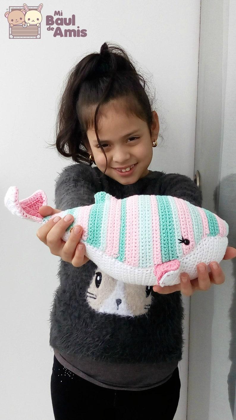 PDF Instant Download Crochet Amigurumi Humpback Whale Plush | Etsy | 1411x794