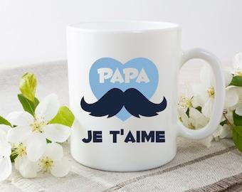 Original and customizable Mug, Mug French,