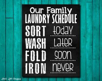 Laundry Room Sign. Laundry Room Decor. Laundry Sign. Laundry Wall Art. Laundry Room Art. Laundry Decor. Laundry Room Wall Decor. Wash Room.
