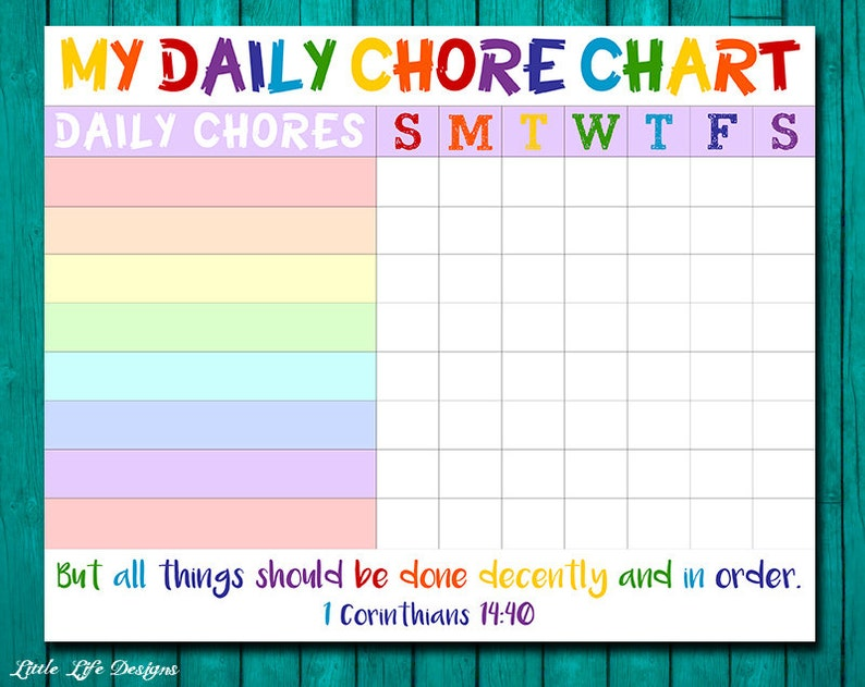 picture about Kids Chore Chart Printable known as Chore chart for little ones. Chore chart printable. Chore record. Little ones chore chart. Listing of chores. Behaviors Chart. Gain chart. Cleansing list.