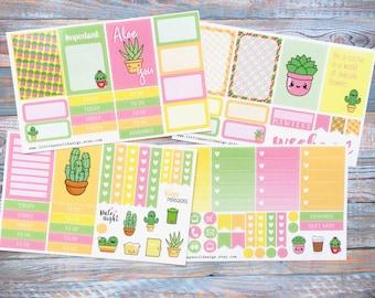 Weekly Planner Kits