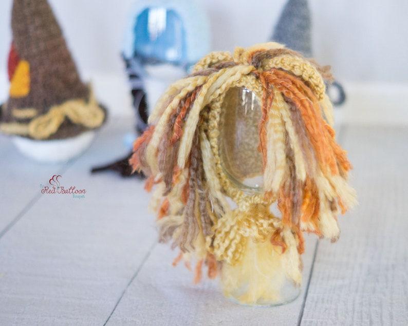 Lion Bonnet  Wizard of Oz Lion  Cowardly Lion  Lion Costume image 0