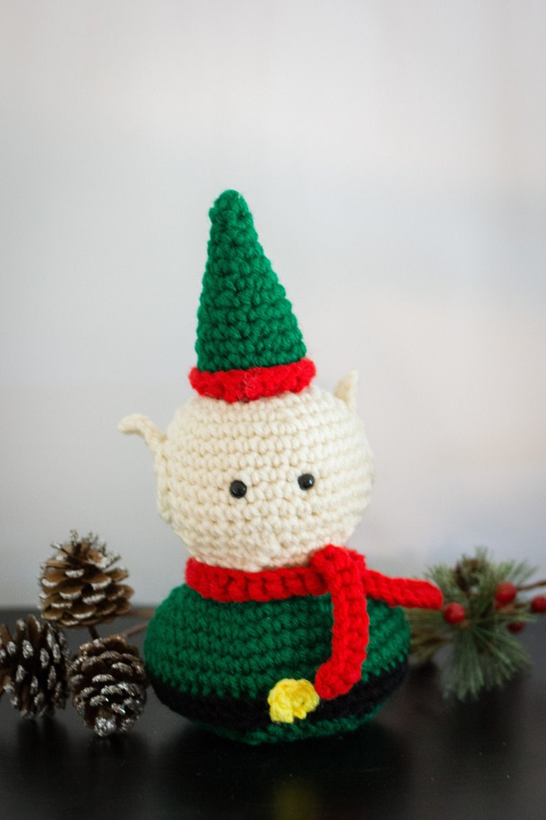 Elf Decor  Elf  Doll  Christmas Mantle Decorations  image 0
