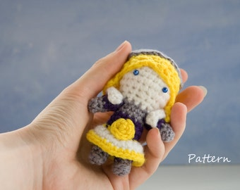 Lalaloopsy Inspired Doll - Stitch11 | 270x340